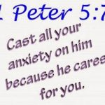 What God's Word Says About Your Anxiety…