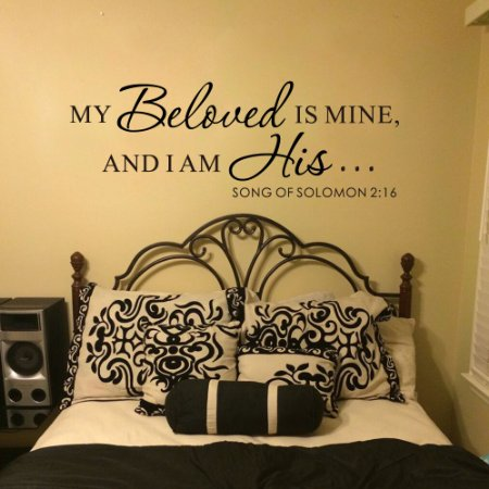 romantic-love-wall-decal-sticker-decor-removable-bedroom-wall-quotes ...